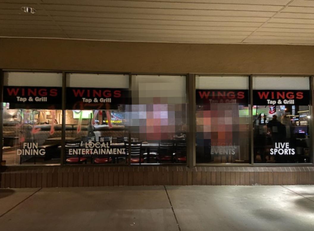 Okanagan restaurant vandalized after vaccine passport dispute