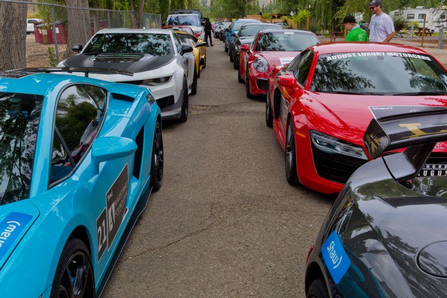 Rally Motor Credit >> Okanagan Dream Rally Brings 200 Exotic Cars And The