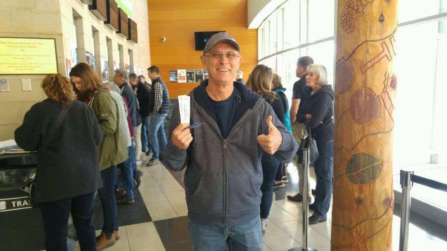 Little Big Town fans line up early to get best seats for