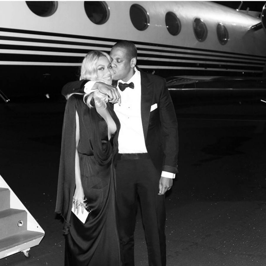 <who>Photo Credit: Facebook</who>Beyoncé and JAY-Z
