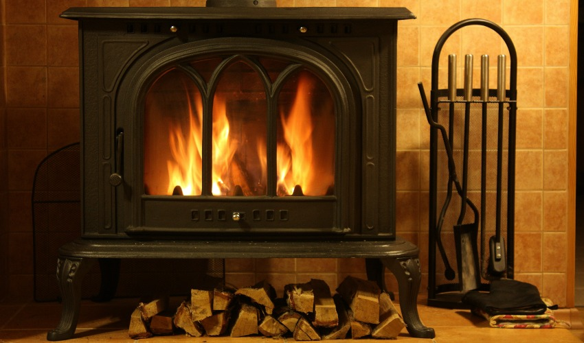 Rebates available for upgrading old wood burning appliances