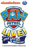 "X Barks the Spot in PAW Patrol Live! ""The Great Pirate Adventure"" in Penticton"
