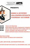 PDCAC Magic & Mystery Halloween Spooktacular