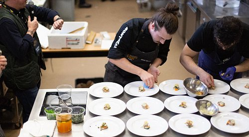 Canadian Culinary Championships heat up with Black Box Challenge