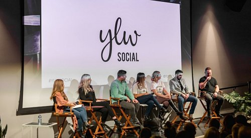 YLW Social panel event connecting young professionals while raising funds for a good cause
