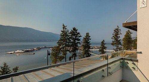 Homes available in fast-growing lakeside community in Kelowna