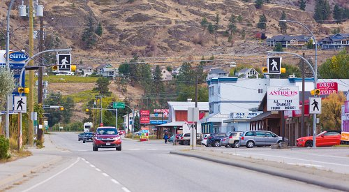 Downtrodden downtown in spotlight, Okanagan Falls ready for comeback, Part IV
