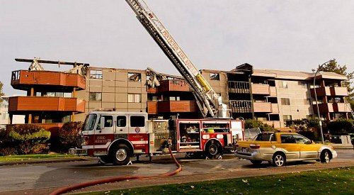 UPDATE: Fire at Penticton apartment building claims 2 lives