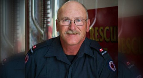 Oliver Fire Department announces sudden passing of one of their members