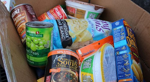 Virtual Thanksgiving Food Drive begins in the Central Okanagan today