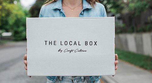 Craft Culture launches 'The Local Box' to help support market vendors