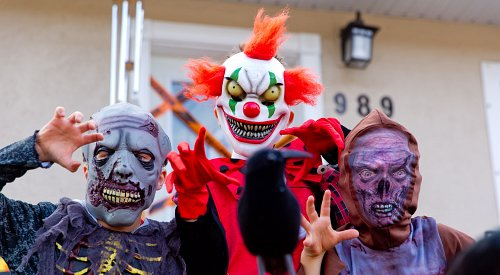 'K Streets' the place to be for Halloween 2020