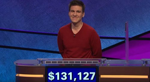 James Holzhauer eclipses $1M in winnings during incredible 14-game Jeopardy! winning streak