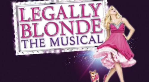 VIDEO: Students thrilled to present Legally Blonde in Summerland