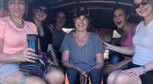 GoFundMe for team of 8 Canadian nurses stranded in Haiti exceeds goal