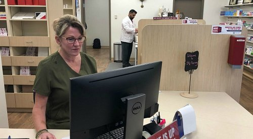VIDEO: New downtown pharmacy aims to help street people