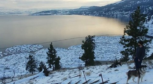 Afternoon sunshine to brighten Kelowna's long weekend