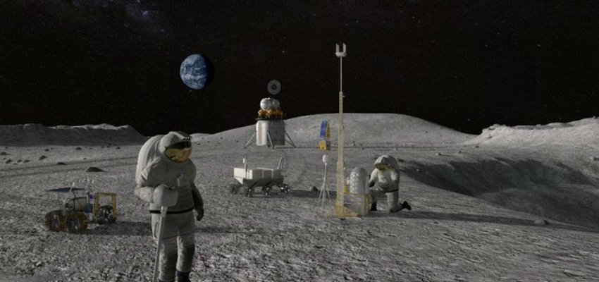 NASA updates plan to send the first woman to the moon by 2024